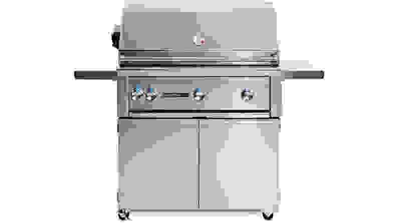 Lynx-L600PSFRNG-free-standing-grill