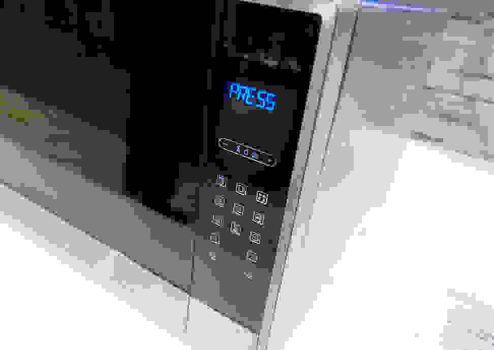 Cyclonic Microwave Controls
