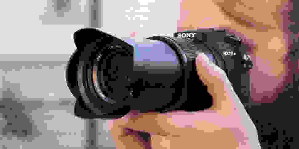Product Image - Sony Cyber-shot RX10 II