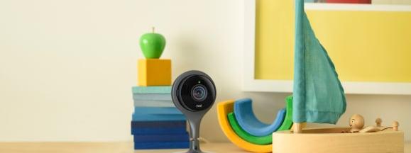 Nest indoor camera lead