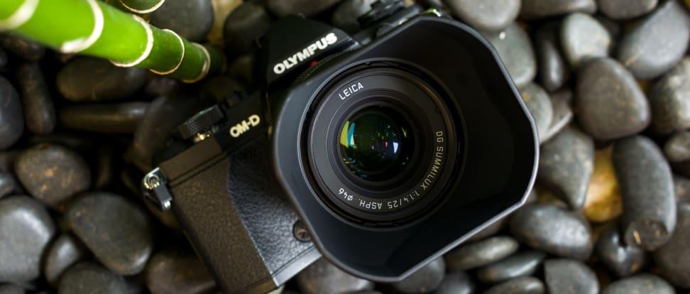 Panasonic Lumix G Leica DG Summilux 25mm f/1 4 ASPH Lens