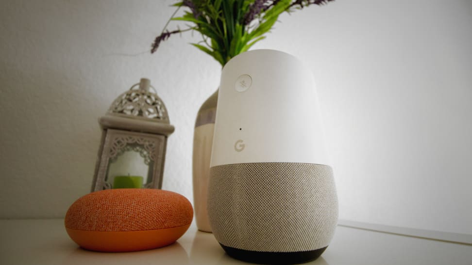How to change the Google Assistant voice