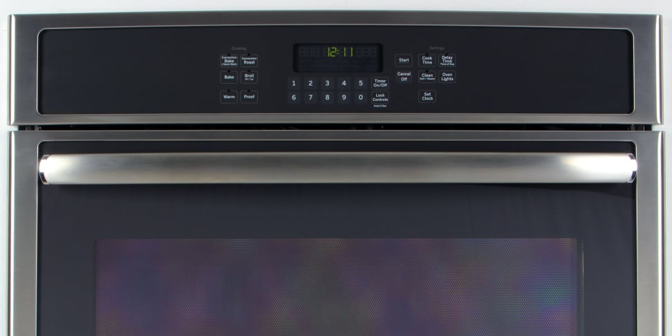 The GE JT5000SFSS Single Electric Wall Oven