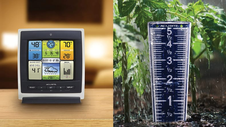 Weather reader