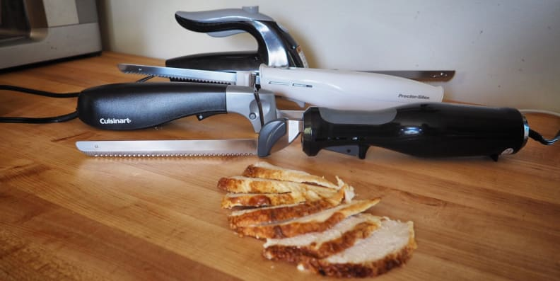 Holiday Dinner: Electric Knives