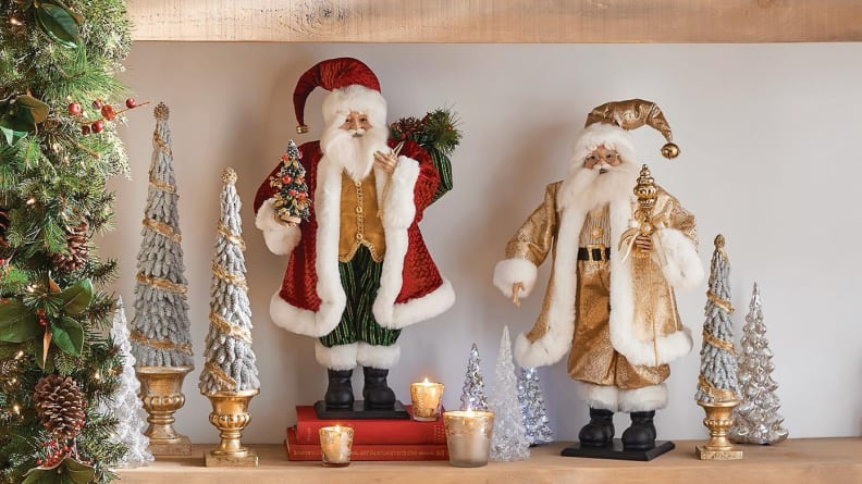 Which of these sweet Santas best suits your tastes?