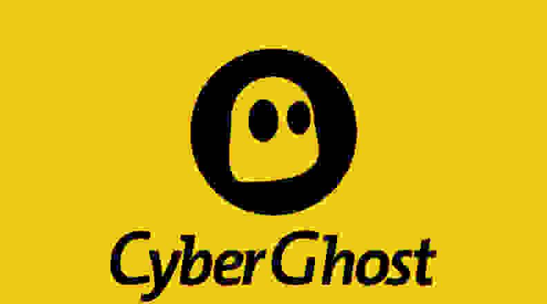 The CyberGhost logo