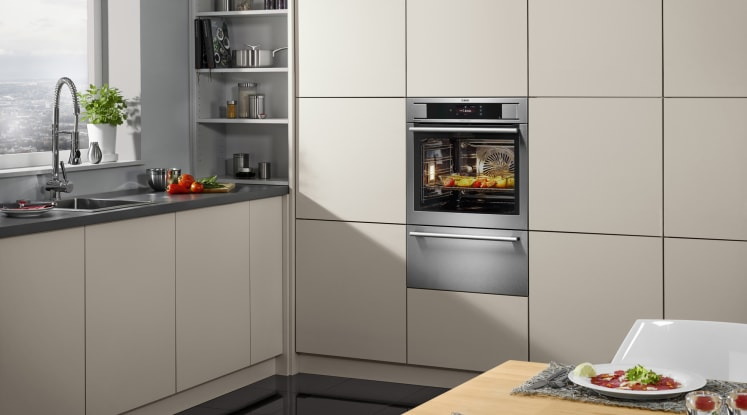 Electrolux Debuts Oven With WiFi Camera Inside - Reviewed.com Ovens