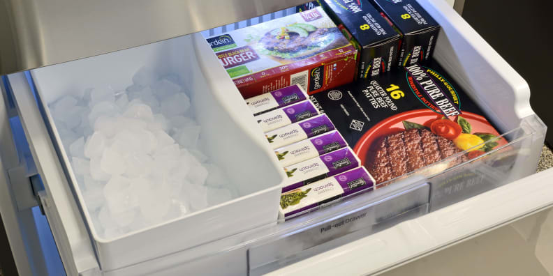 LG LDCS24223S Freezer