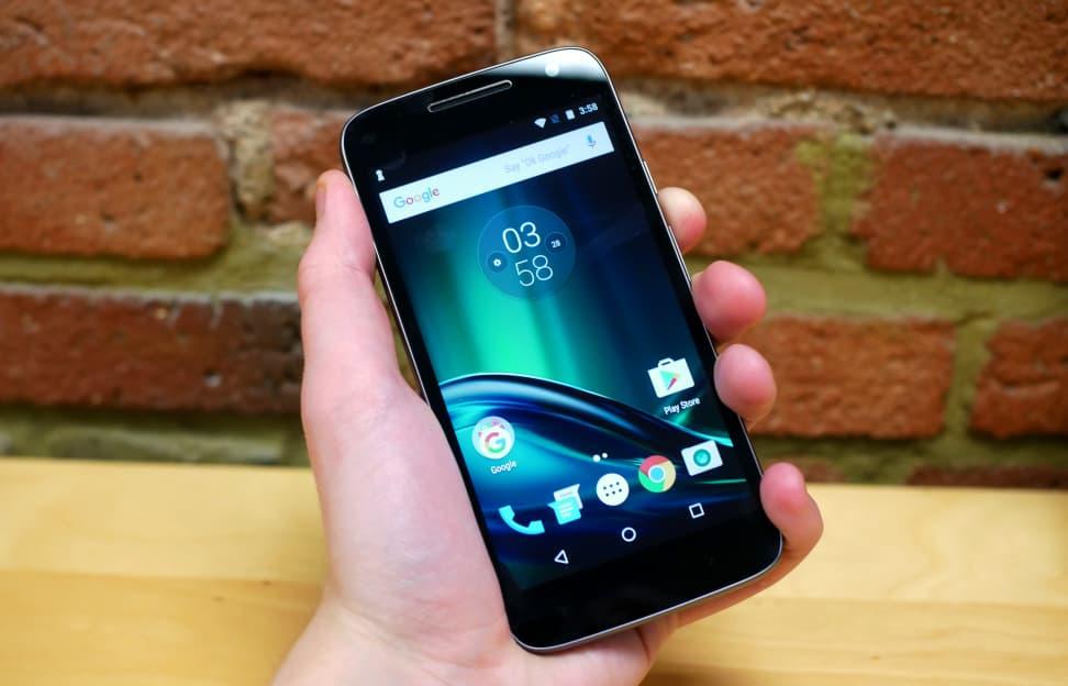 Motorola Moto G4 Play In Hand