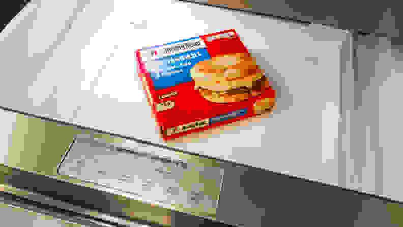 Frigidaire Pro PRMC2285AF Counter-depth French-door Refrigerator Review — Flex drawer