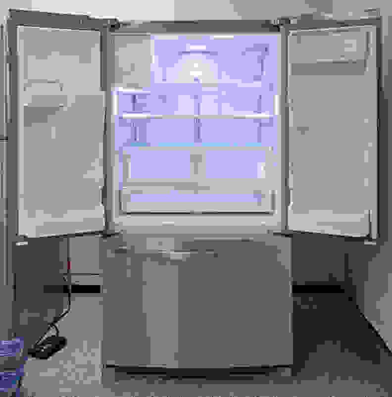 Kenmore 70343 Interior