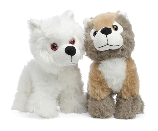 Direwolf Pup Plush