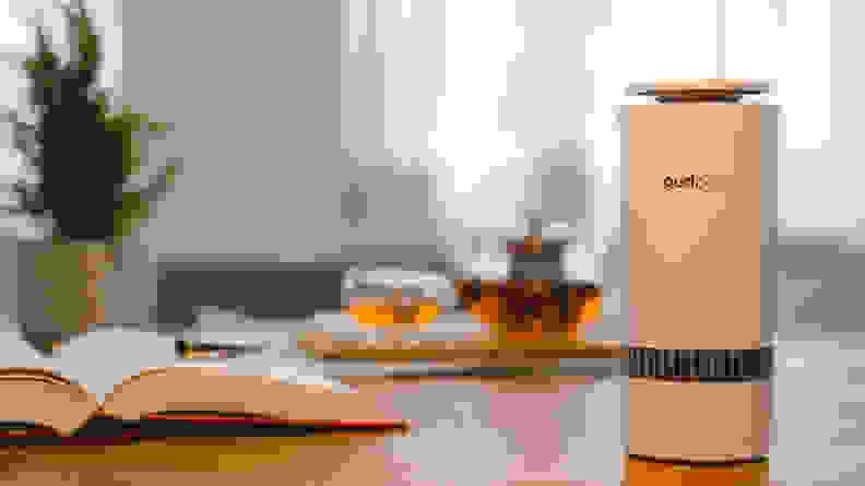 puripot m-series air purifier