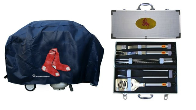 Grill and Grill Set