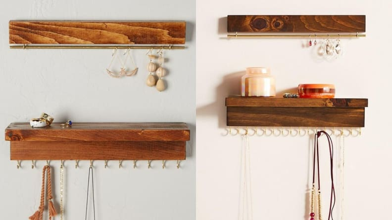 Anthropologie jewelry organizer