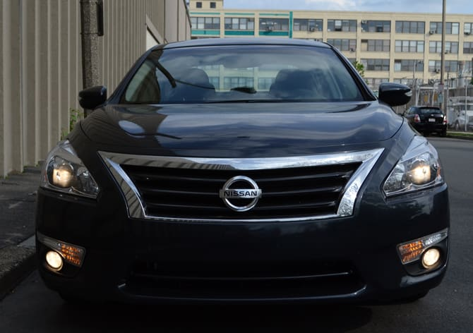 2013 Nissan Altima: Cloud Connected - Reviewed Cars