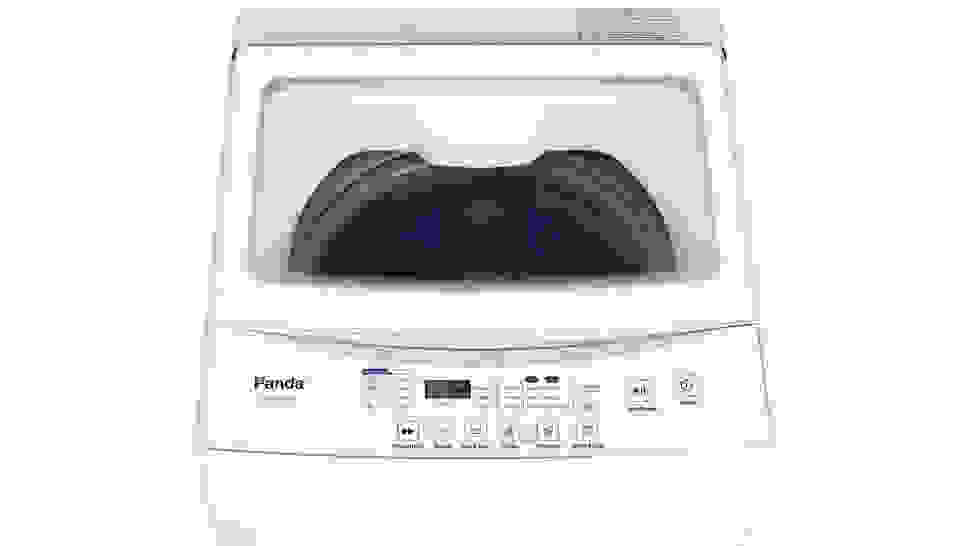 Panda-top-load-washer-top-view