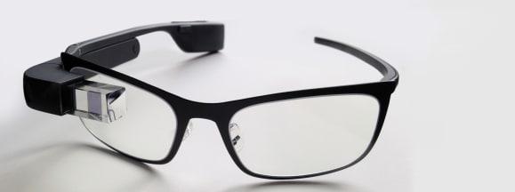 Google glass hero