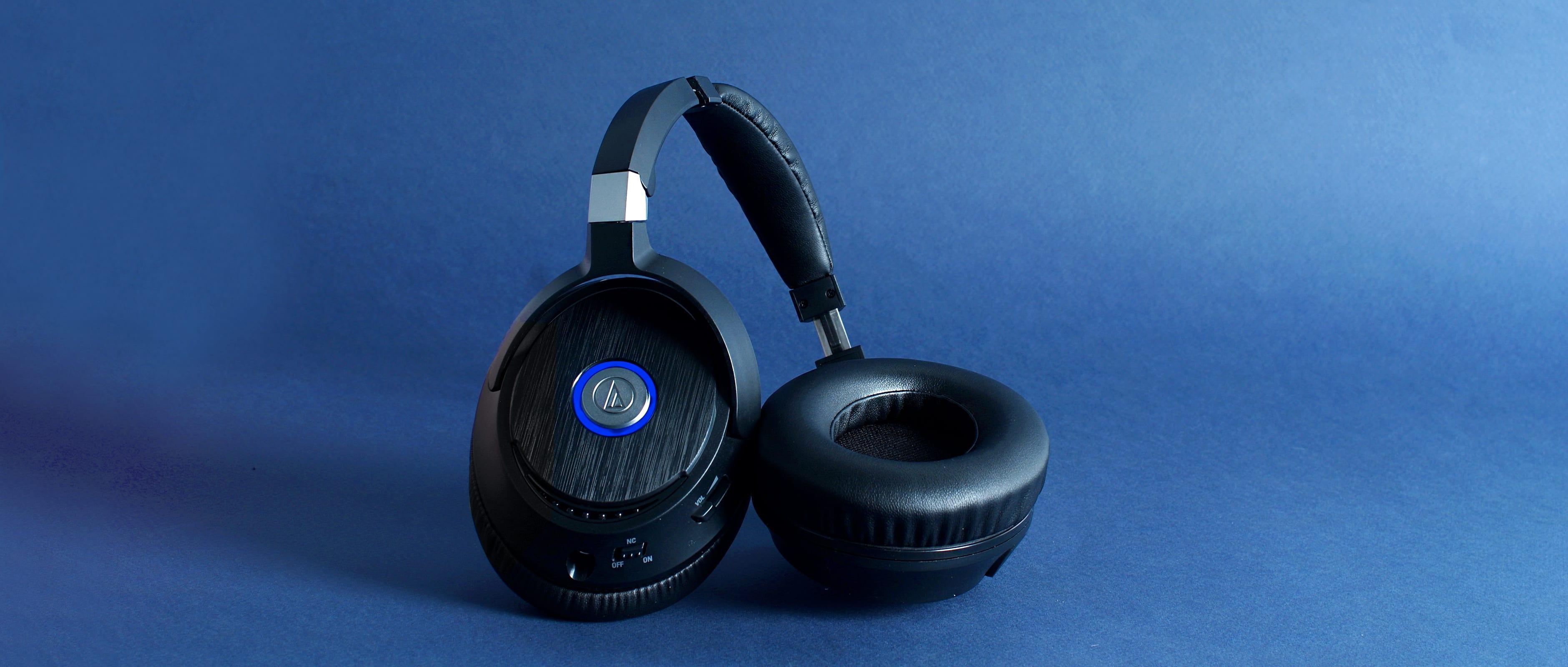 Audio-Technica's ATH-ANC70 QuietPoint headphones