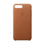Apple iphone 8 plus 7 plus leather case