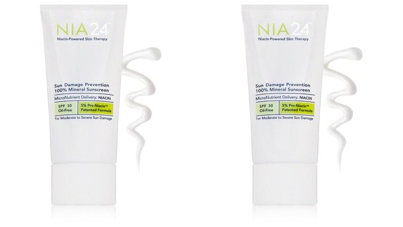 Nia 24 Sun Prevention 100 Percent Mineral Sunscreen