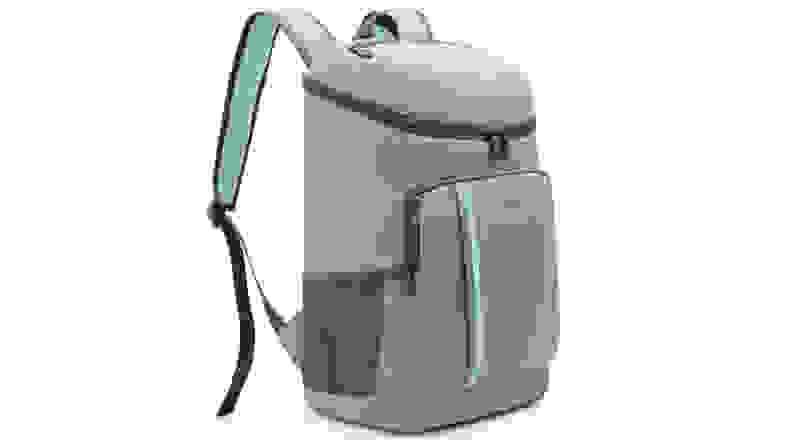 A Tourit cooler against a white backdrop.