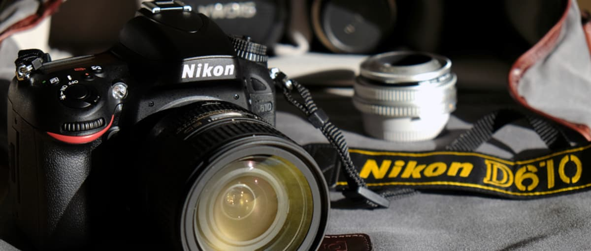 Nikon D610 Digital Camera Review - Reviewed.com Cameras
