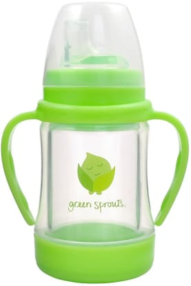 Product Image - Green Sprouts Glass Sip & Straw