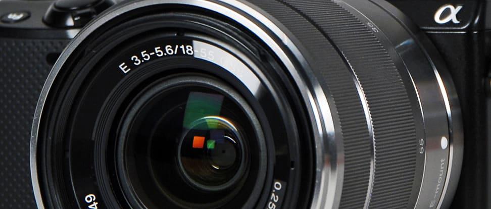 Product Image - Sony Alpha NEX-5R