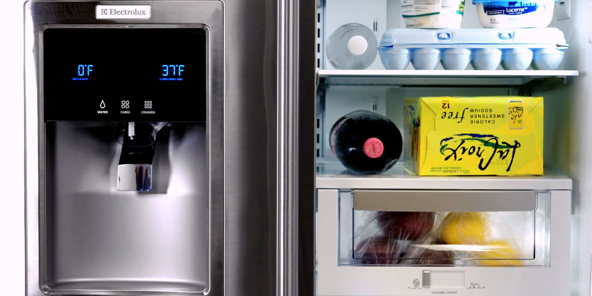 Electrolux French Door EW28BS87SS EI23BC37SS EI23BC32SS EW23BC87SS EI23BC82SS Refrigerator Review