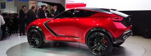 Nissan gripz concept frankfurt 2015 1