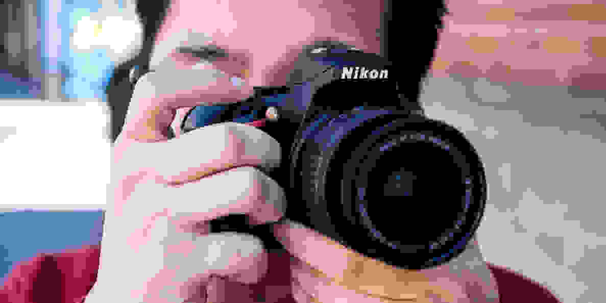 Shooting with a Nikon D5600