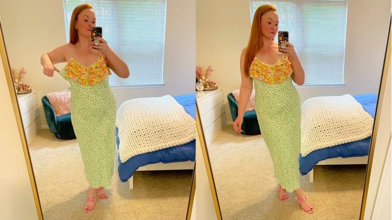RIXO for Target Slip Dress