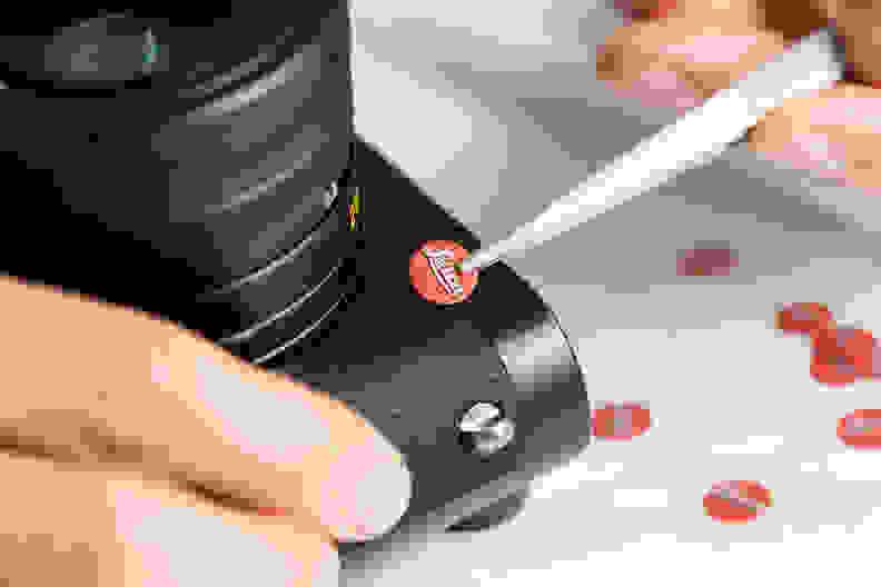 Leica Q Red Dot
