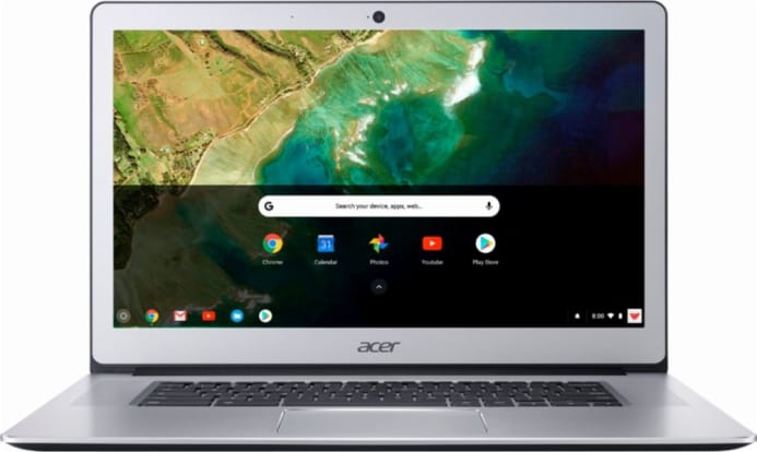 Product Image - Acer Chromebook 15 (CB515-1HT-P39B)