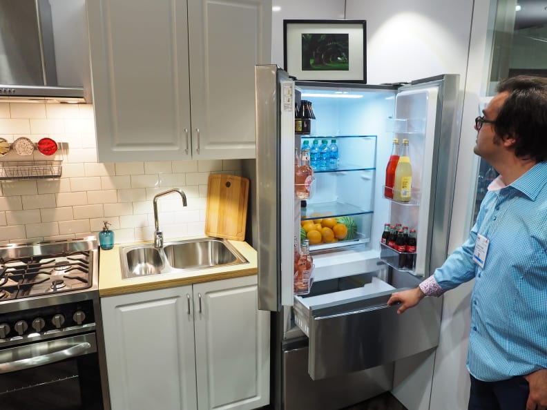 Haier\'s New Appliances Take Aim at Small Kitchens - Reviewed ...