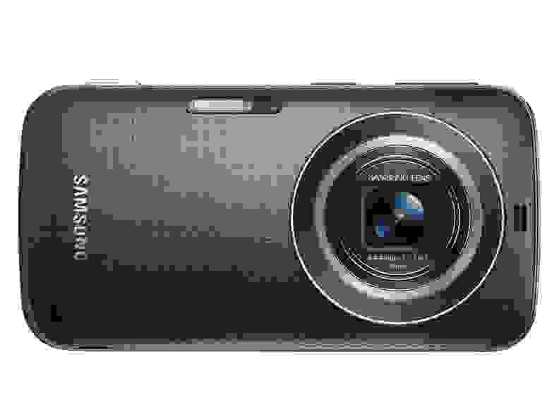 A render of the Samsung K Zoom.
