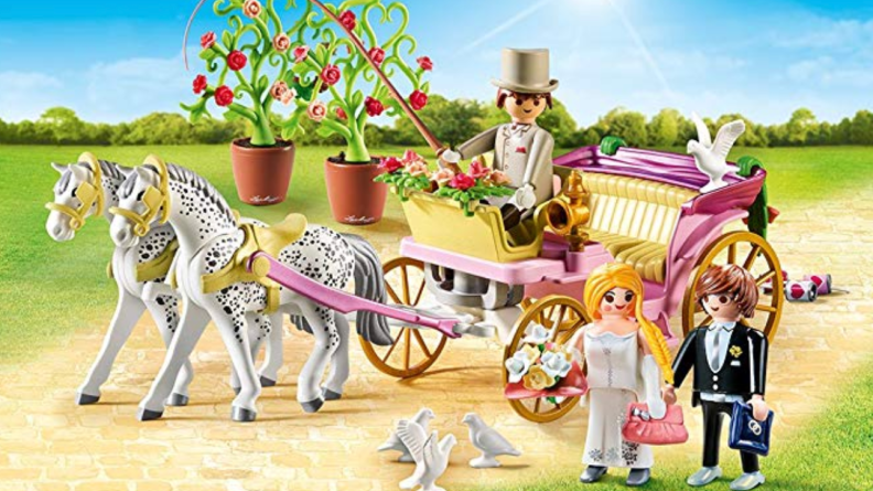 Playmobil City Life Wedding