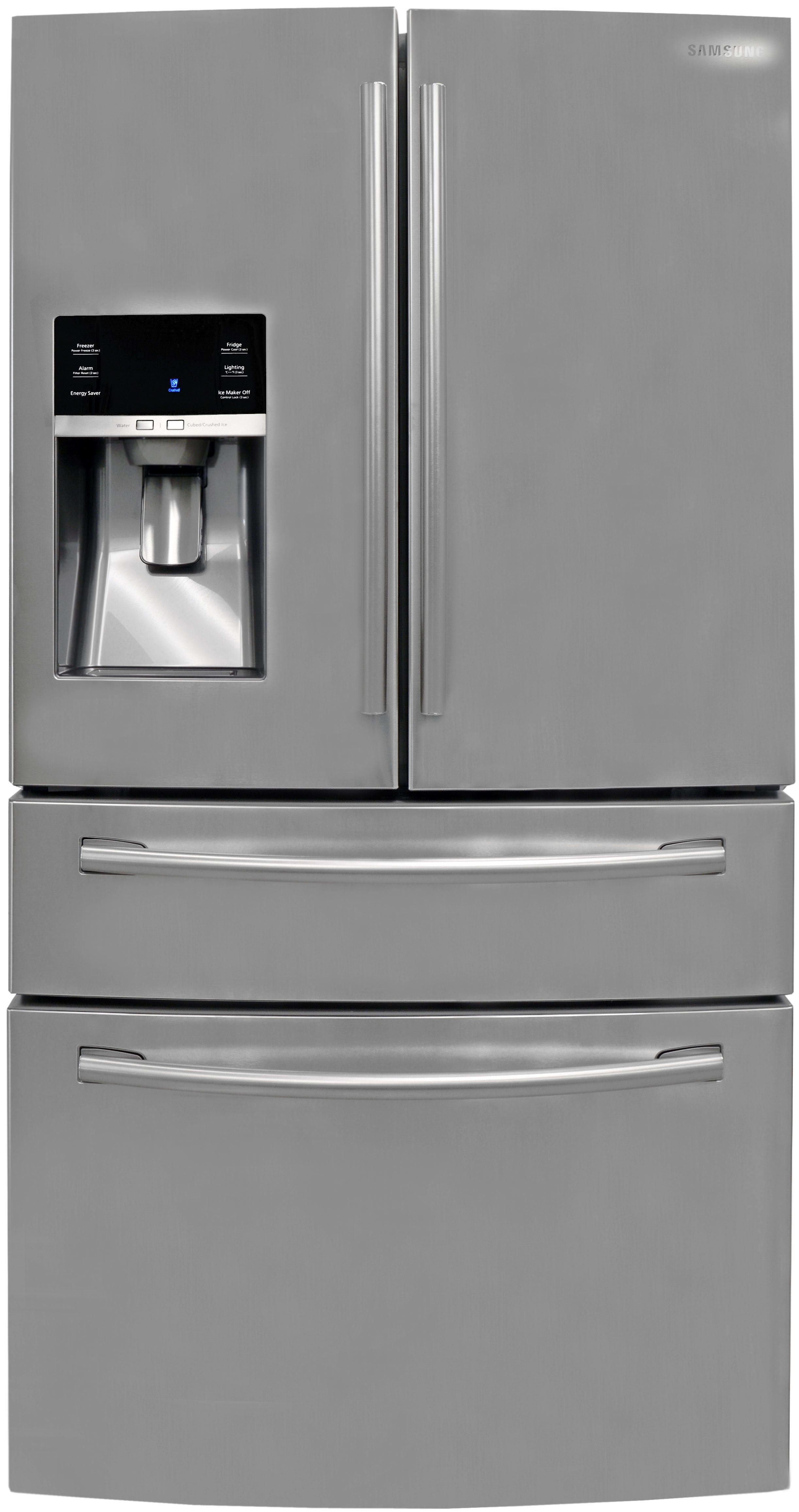 Samsung Refrigerator With Ice Maker In The Door