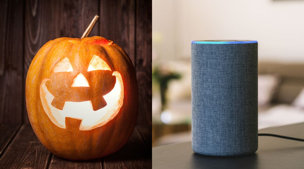 8 ways Alexa and Google Assistant can help you celebrate Halloween