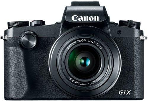 Product Image - Canon PowerShot G1 X Mark III