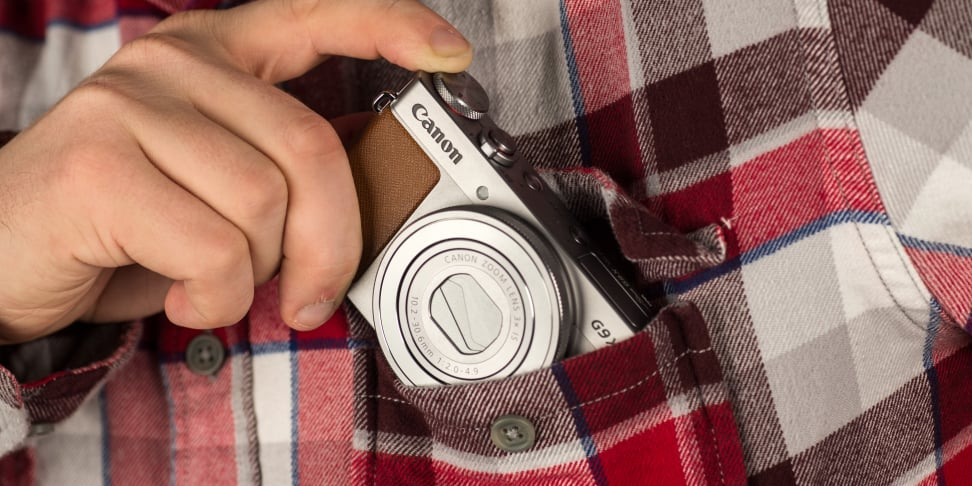 Product Image - Canon PowerShot G9 X Silver
