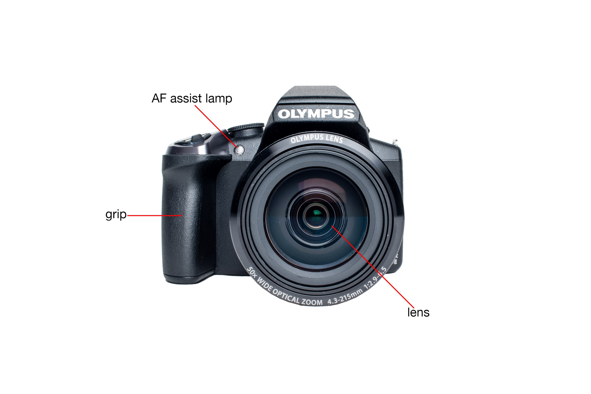 Olympus Stylus SP-100EE Digital Camera Review - Reviewed.com Cameras