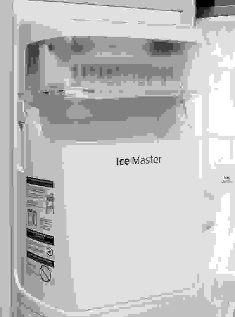 Samsung RS25H5121SR Icemaker