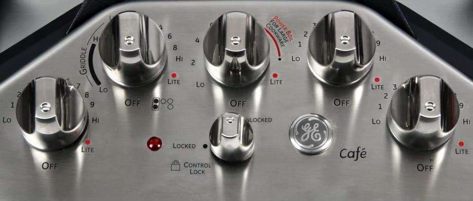 Product Image - GE Cafe CGP650SETSS