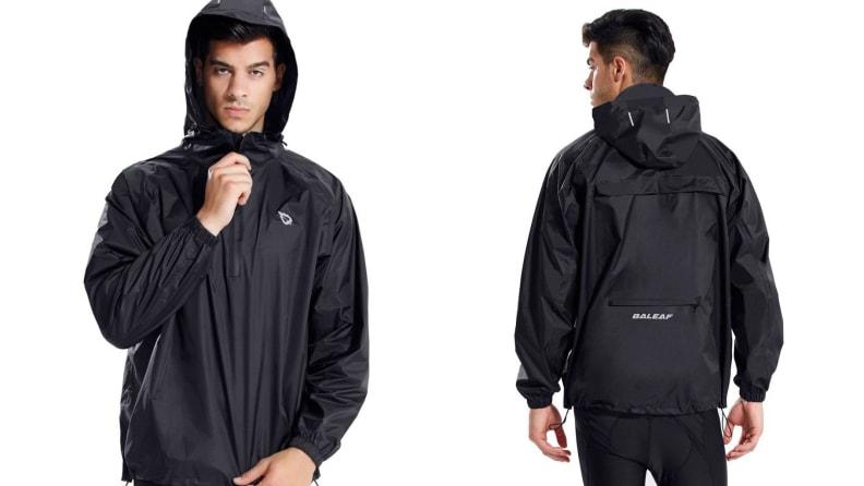 Unisex Baleaf Rain jacket