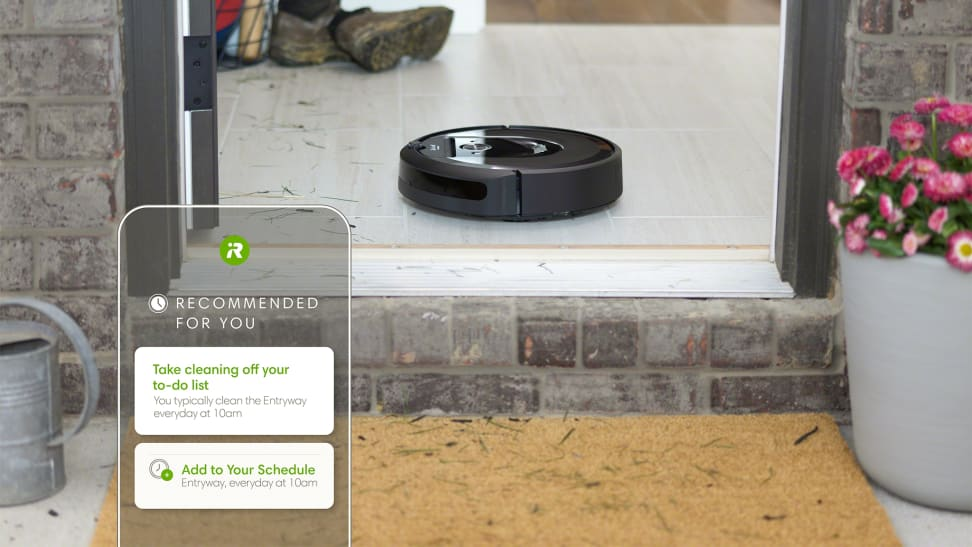 The iRobot Genius update changes the way you interact with your robots