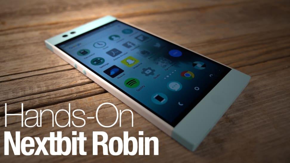Product Image - Nextbit Robin