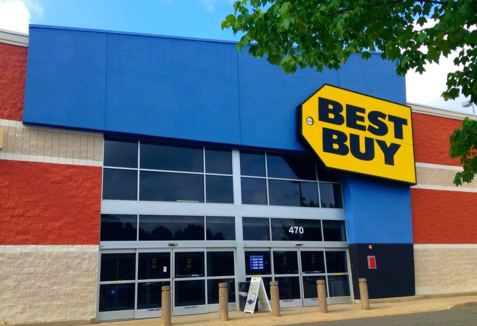 Best Buy storefront